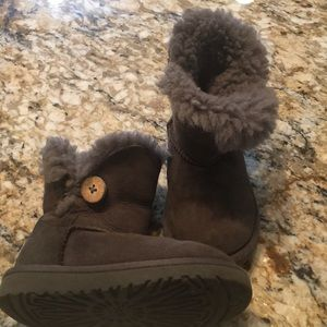 Other - Girls Uggs Size 10 - gray